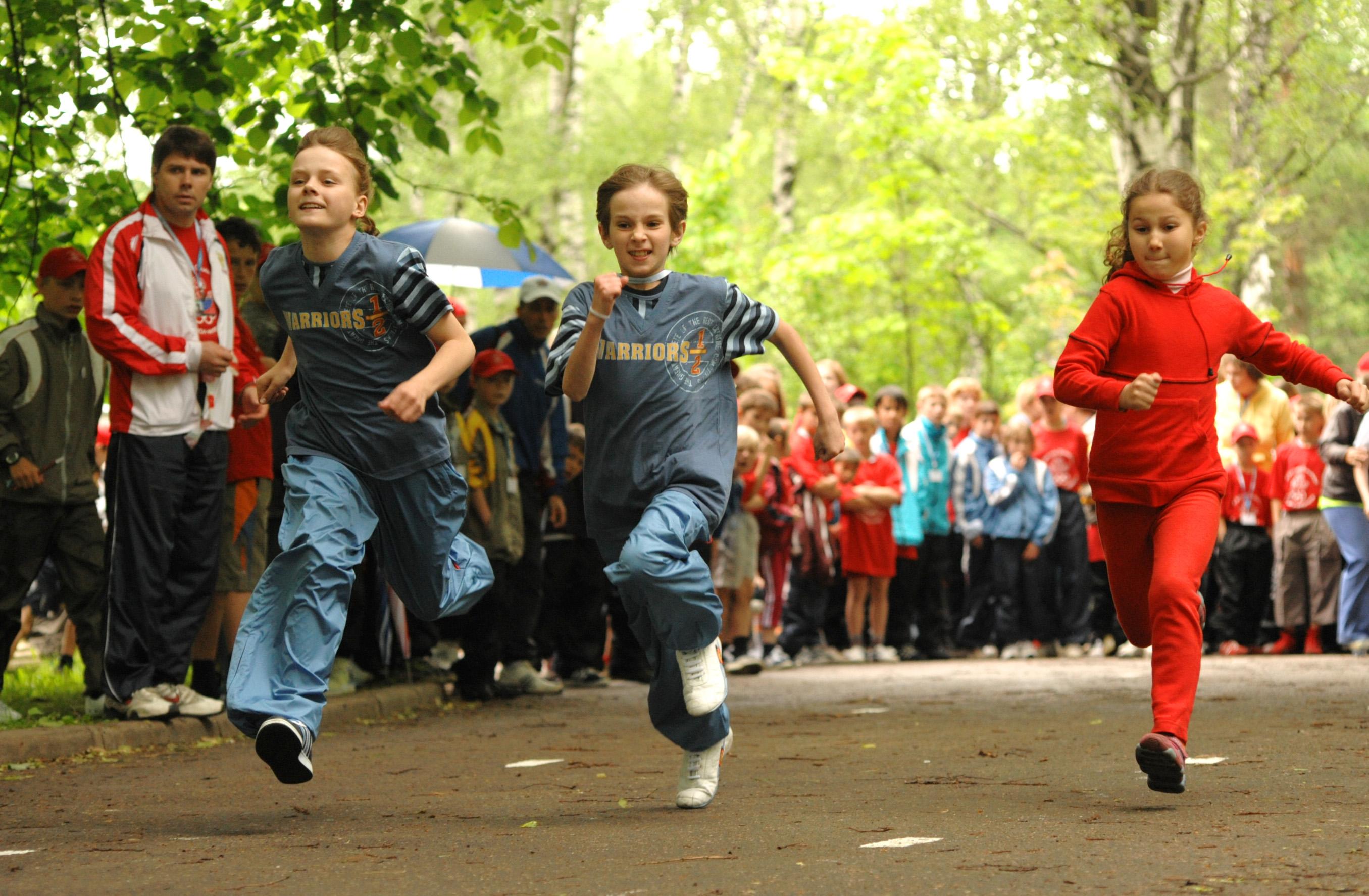 В Лазурном пройдёт детская олимпиада Херсонщины-2016